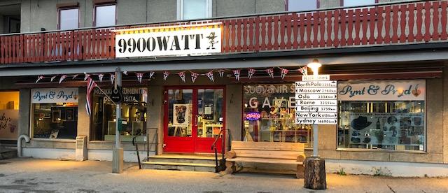 Vår butikk i Kirkenes